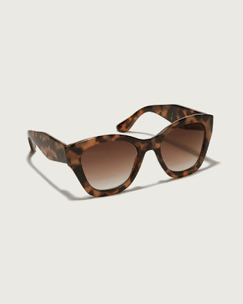 Womens Square Sunglasses