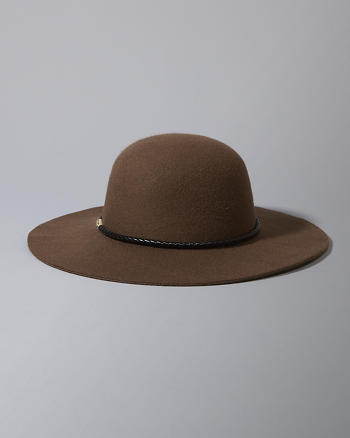 ANF Tassel Band Felt Hat