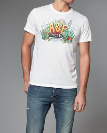 Mens SeriousFun Graphic Tee
