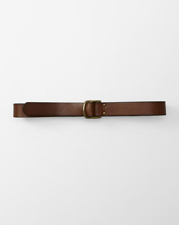 ANF Leather D-Ring Belt