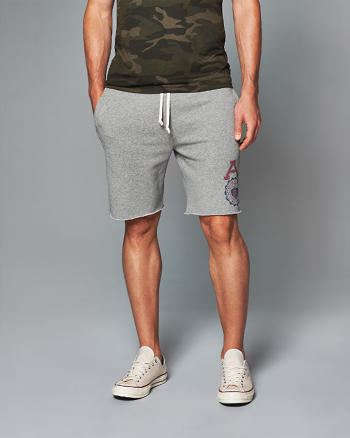 ANF Logo Athletic Shorts