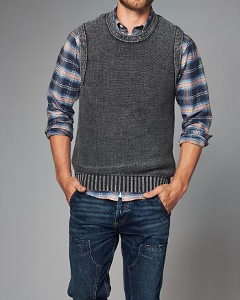 ANF Sweater Vest