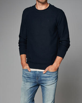 ANF Roll Neck Sweater