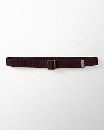 ANF Nylon Pull-Through Belt