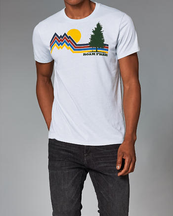 ANF Outdoors Graphic Tee