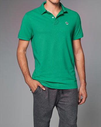 ANF Classic Fit Core Polo