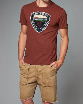 ANF Outdoors Logo Graphic Tee