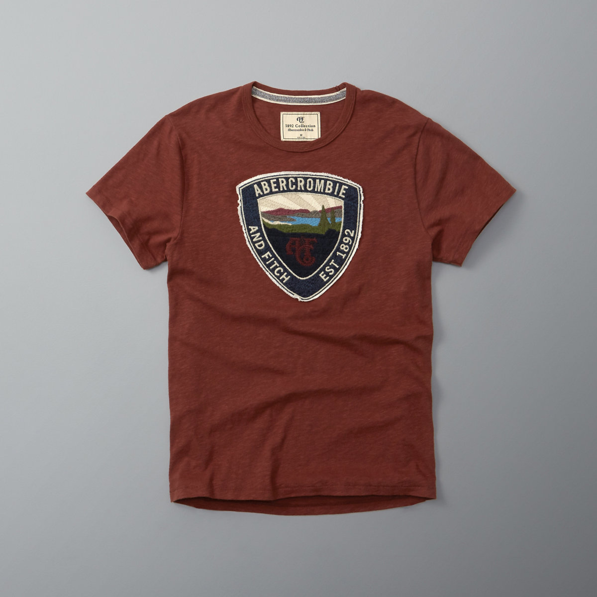 Outdoors Logo Graphic Tee