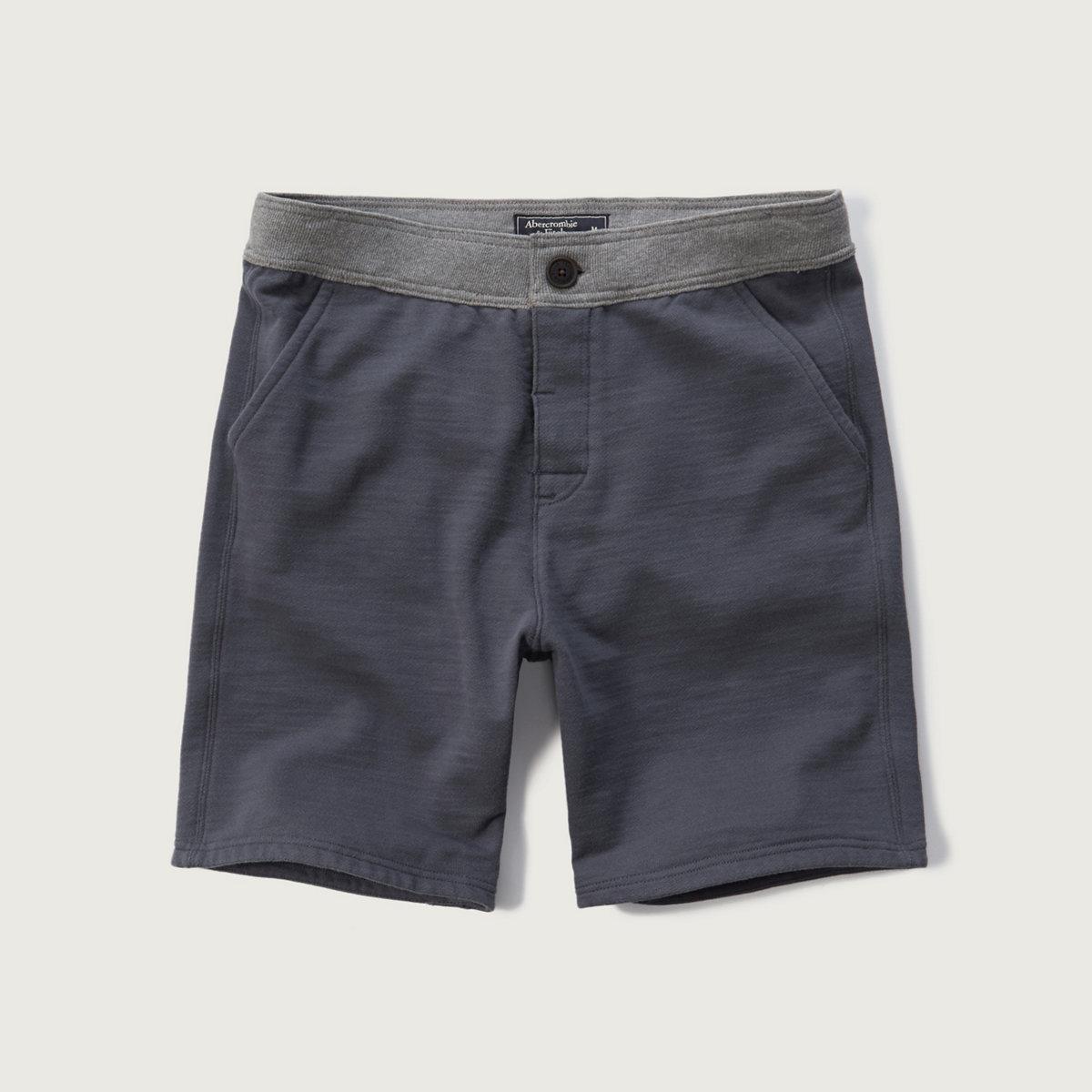 Nylon Waistband Shorts