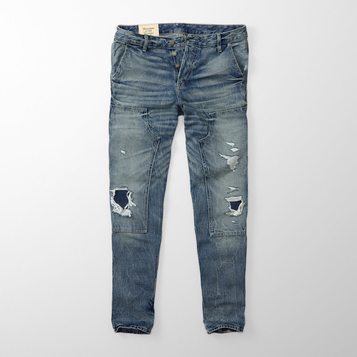 Ripped Carpenter Jeans