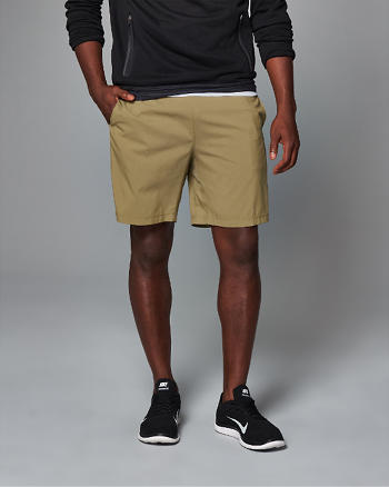 ANF Active Pull-On Shorts