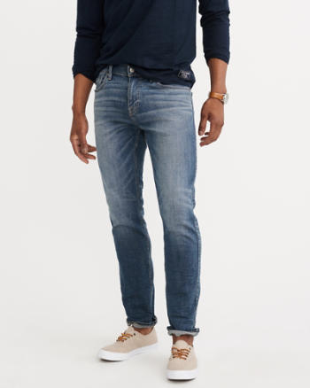 ANF Skinny Performance Jeans