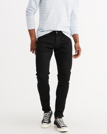 Mens Super Skinny Performance Jeans