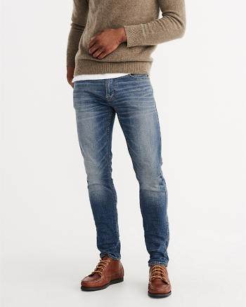 ANF Super Skinny Performance Jeans