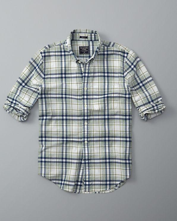 Mens plaid madras shirt mens sale for Mens madras shirt sale