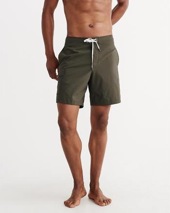 ANF 7 Inch Cargo Board Shorts