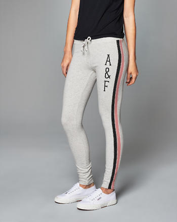 ANF Graphic Fleece Leggings