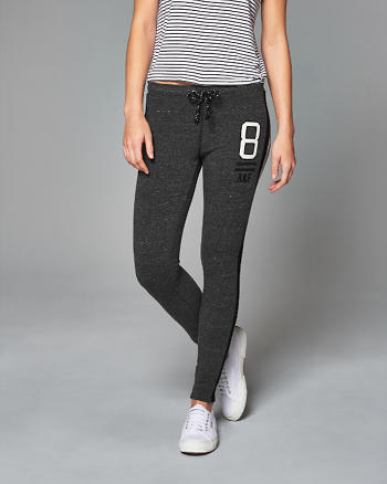 ANF Sport Fleece Leggings