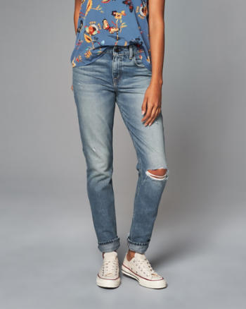 Womens Ankle Jeans