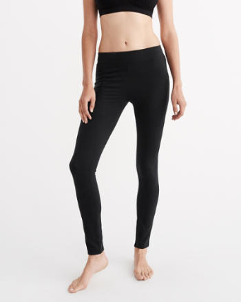 Womens Jersey Leggings