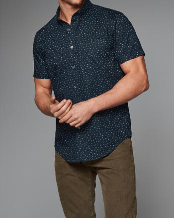 ANF Short Sleeve Shirt