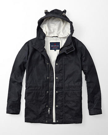 ANF Wax Foul Weather Jacket