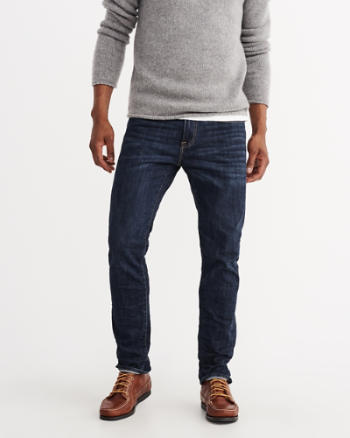 Mens Skinny Everyday Jeans