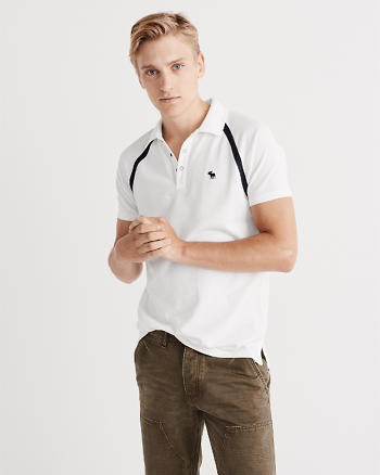 ANF Vintage Sport Polo