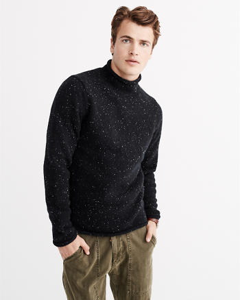 ANF Wool Turtleneck Sweater