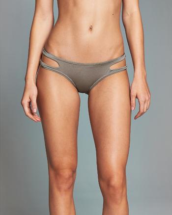 ANF Cutout Classic Bikini Bottom