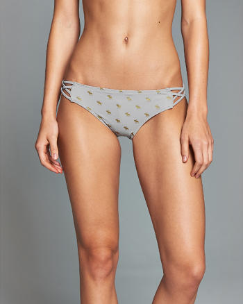 ANF Strappy Side Classic Bikini Bottom