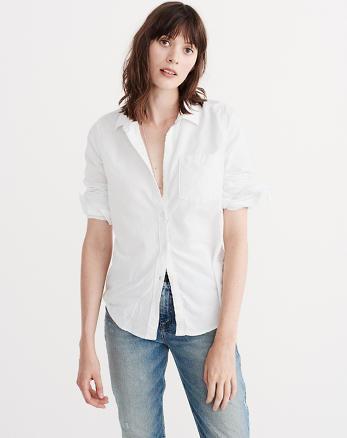 ANF Oxford Shirt
