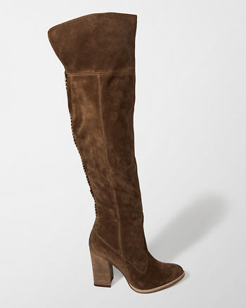 ANF Dolce Vita Cliff Over The Knee Boots
