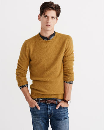 ANF Wool Crew Sweater