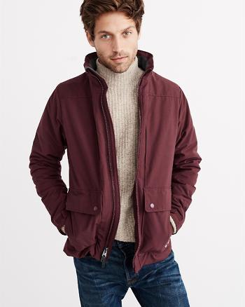 ANF Thermo Peak Jacket
