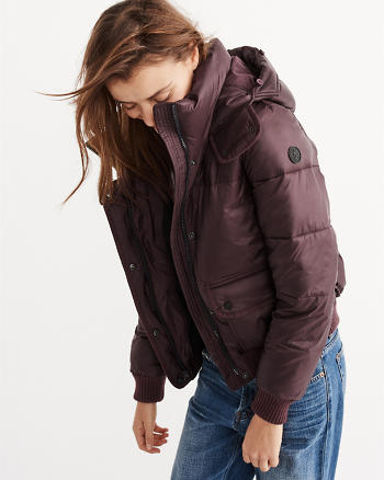 ANF Puffer Jacket