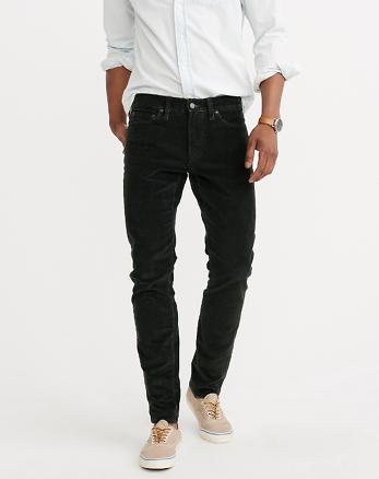 ANF Skinny Corduroy Pants