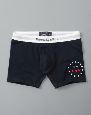 Mens Americana Boxer Briefs