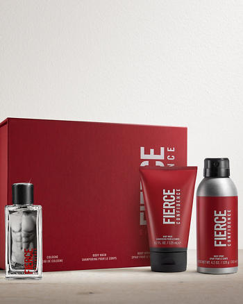 ANF Fierce Confidence Gift Set