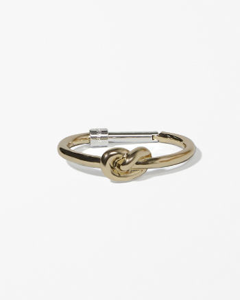 Womens Knot Bangle