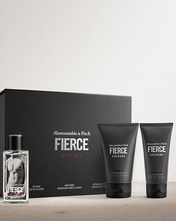 ANF Fierce Gift Set