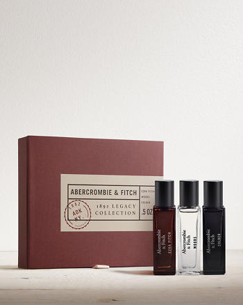 ANF Mini Cologne Collection Gift Set
