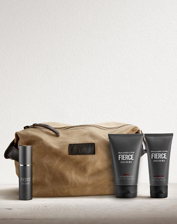 ANF Fierce Dopp Kit Gift Set