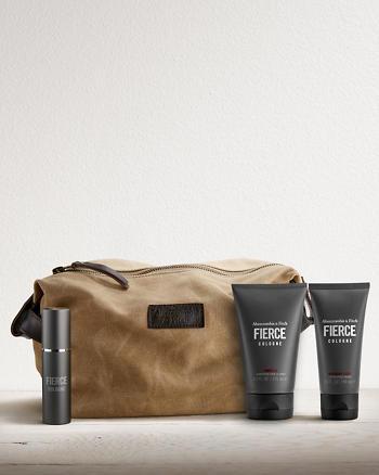ANF Fierce Dopp Kit Gift Set