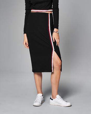 ANF Ponte Midi Skirt