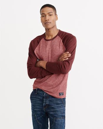 ANF Raglan Long-Sleeve Top