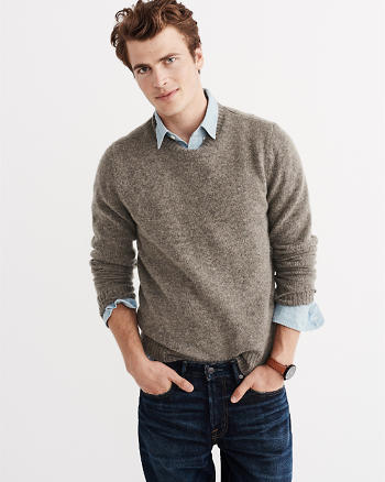 ANF Wool Sweater