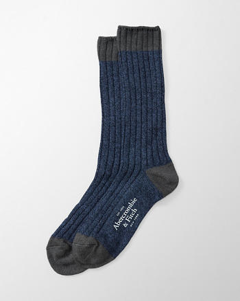 ANF A&F Camp Socks