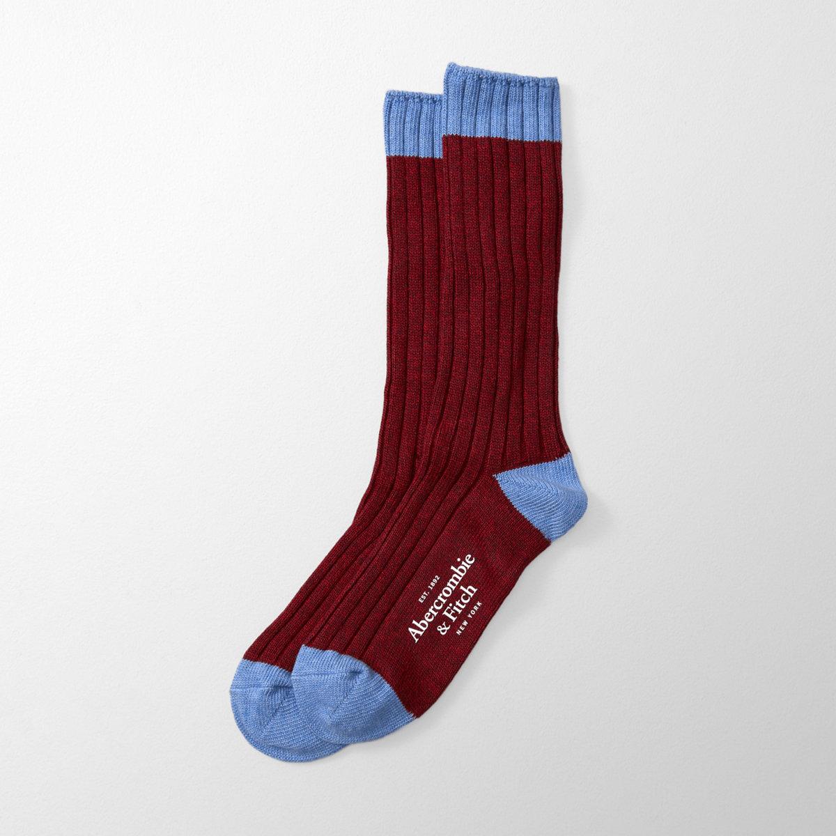 A&F Camp Socks