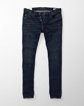 ANF Selvedge Straight Jeans
